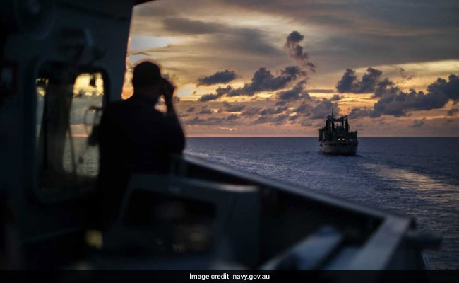 Had An Encounter With Australian Warships In South China Sea, Says China