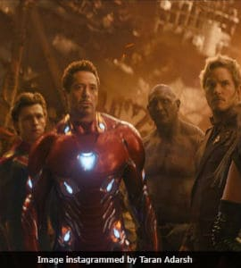 Avengers: Infinity War Movie Review - A Film That Tries Too