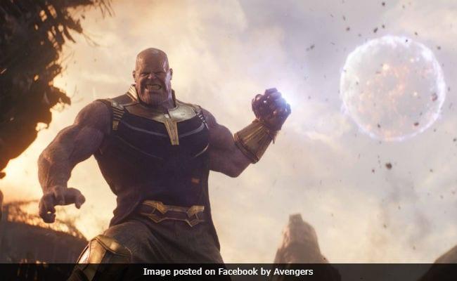 avengers infinity war facebook