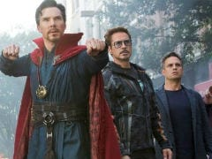 <I>Avengers: Infinity War</i>  Is Outselling The Past Seven Marvel Films - Combined