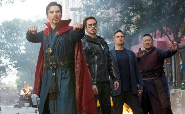 Avengers Infinity War Is Outselling The Past Seven Marvel Films- Combined