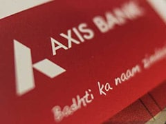 Axis Bank Reports Profit Of Rs 701 Crore In April-June, Beats Analysts' Estimates