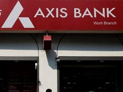 Axis Bank Shares Soar Over 8% As Asset Quality Improves