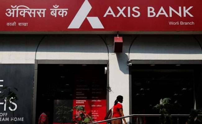 Axis Bank Reports Profit Of Rs 701 Crore In April-June
