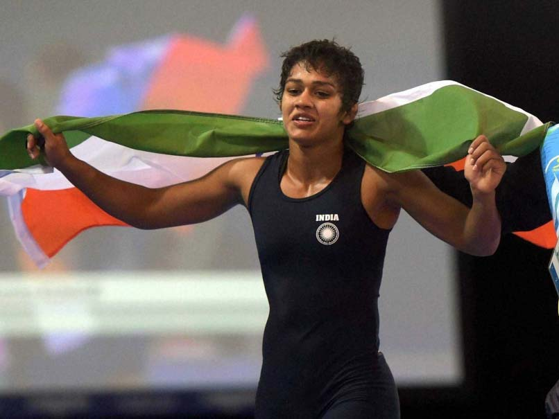 Commonwealth Games 2018: Babita Kumari Finishes With Silver, Loses In Women