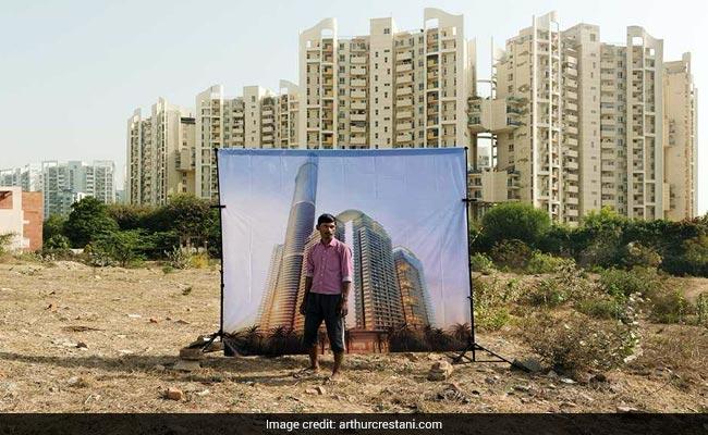 'Bad City Dreams': Photos That Capture Darker Shades Of Gurgaon's Boom