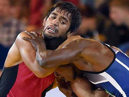 Commonwealth Games 2018: Bajrang Punia Wins Wrestling Gold; Silvers For Pooja, Mausam Khatri