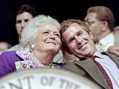 """One Last Time"": Barbara Bush Had Already Faced A Death More Painful Than Her Own"