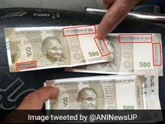 Bareilly Man Gets Fake Note From ATM, Issued By 'Children Bank Of India'