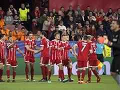 Champions League: Thiago Alcantara Grabs Winner As Bayern Munich Come Back To Beat Sevilla