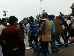 পঞ্চায়েত বোর্ড গঠন নিয়ে মালদায় হিংসার শিকার তিন বছরের শিশু