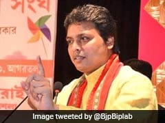 "Tripura Journalists Approach Governor On Biplab Deb's ""Anti-Media"" Remark"
