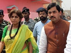 BJP Team Defies Police To Visit Violence-Hit Bengal Town, Blames State