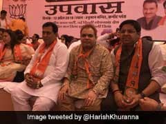 No Eating Or Selfies: 'Fast Rules' From BJP After Congress Feast Photos