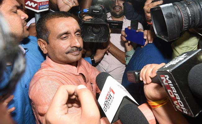 Jailed BJP Leader Threatening Us, Alleges Unnao Teen's Family: 10 Points