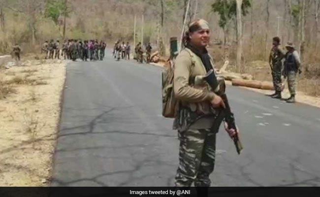 Maoist Accused Of Killing 10 Commandos Was Working As Labourer, Arrested