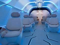 BMW Designworks Show Cabin Of The Hyperloop One