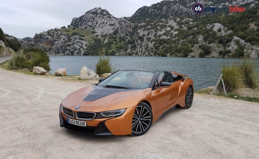 Bmw I8 Price In India Images Mileage Features Reviews Bmw Cars