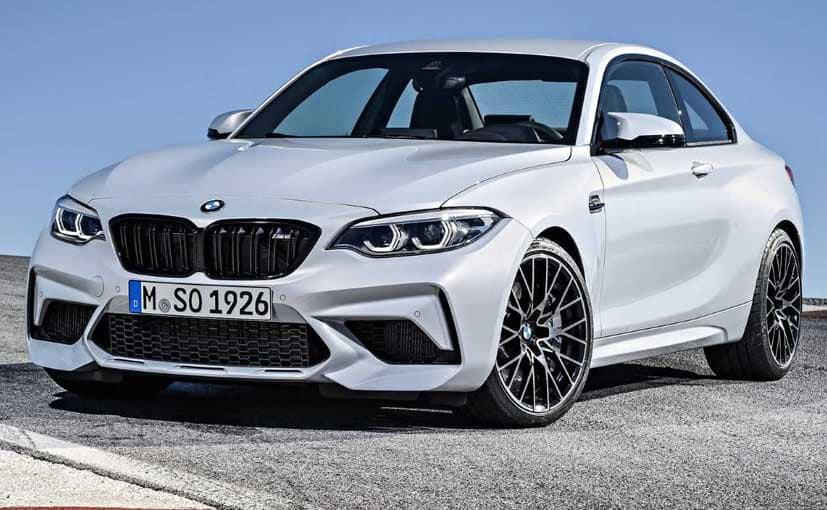 The BMW M2 Competition will go from 0-100 kmph in 4.2 seconds with a top speed of 250 kmph