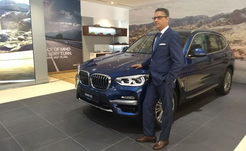The BMW X3 comes in two variants - xDrive 20d Expedition and xDrive 20d Luxury Line