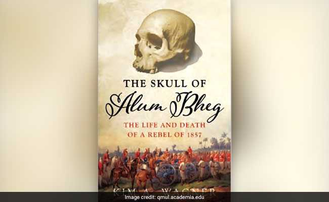 book on alum bheg 1857 revolt soldier