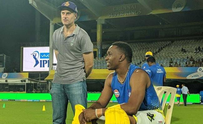 IPL 2018: छक्कों की 'रिकॉर्ड बारिश' में ड्वेन ब्रावो ने बनाया 'यह अनचाहा रिकॉर्ड'