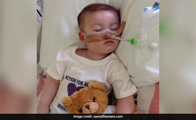 Terminally Ill UK Toddler Alfie Evans Dies After Parents Lose Legal Fight For Life Support