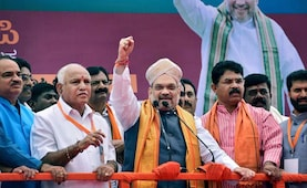 'Won't Compromise...': BS Yediyurappa After Amit Shah's Hindi Pitch