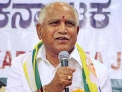 Kumaraswamy Has No Faith In Coalition Partner Congress: BS Yeddyurappa