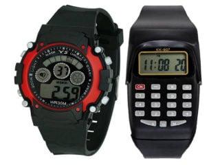 'कैल्कुलेटर वाली घड़ी' जैसे 6 टेक गैजेट याद हैं आपको?