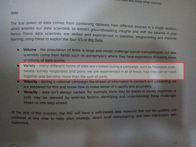 cambridge analytica report ndtv