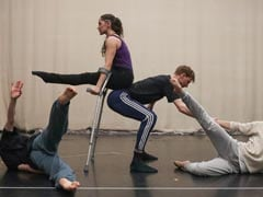 UK Dance Company Putting A New Spin On Contemporary Dance