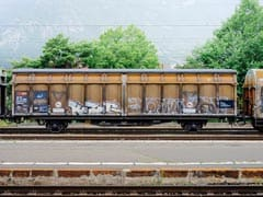 Freight Trains To Display Advertisements To Generate Non-Fare Revenue