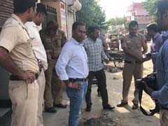 दिल्ली : कैश वैन लूटने आए बदमाश कर्मचारियों के हौसले के आगे हुए पस्त