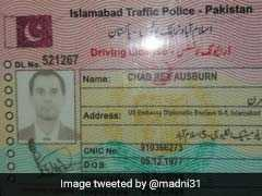 Second US Diplomat Involved In Road Accident In Pak, Detained: Report