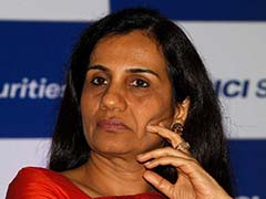 Ex-ICICI Bank Boss Chanda Kochhar, Husband Named By CBI In Loan Case
