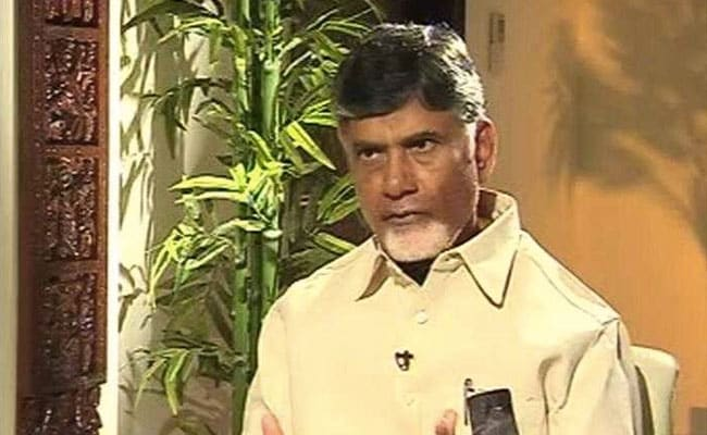 Chandrababu Naidu To Go On Fast On Birthday Over Andhra Special Status