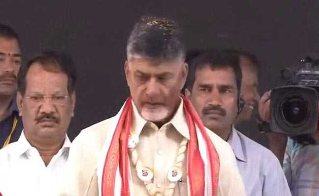 Chandrababu Naidu Likely To Attend HD Kumaraswamy's Swearing-In Ceremony As Karnataka Chief Minister