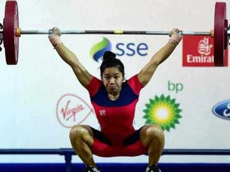 Commonwealth Games 2018: Mirabai Chanu Clinches Weightlifting Gold In Record-Breaking Show