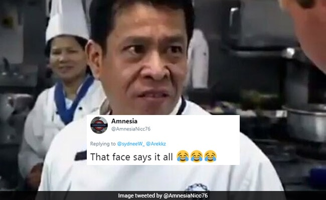 Throwback Video Of Chef Ripping Apart Gordon Ramsay's Dish Is Going Viral