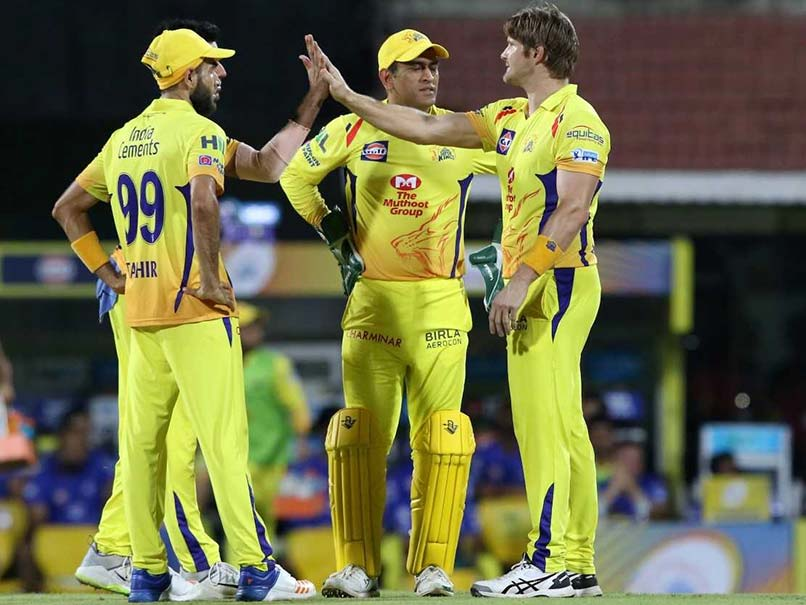 IPL Highlights, SunRisers Hyderabad vs Chennai Super Kings: Williamson Falls For 84, Pathan Key In Chase vs Chennai