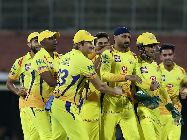 IPL 2018: When And Where To Watch Chennai Super Kings vs Rajasthan Royals, Live Coverage On TV, Live Streaming Online