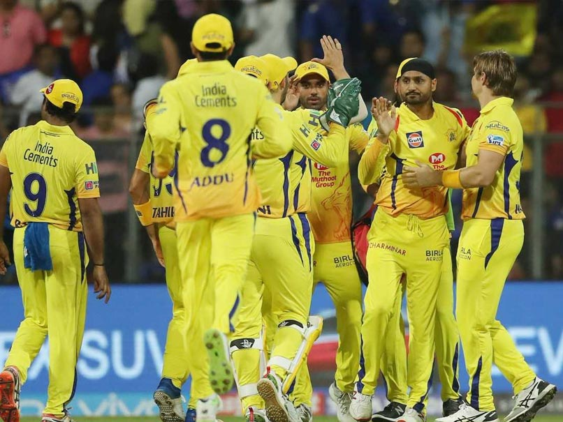 IPL Highlights: Chennai Super Kings Beat Kolkata Knight Riders By 5 Wickets