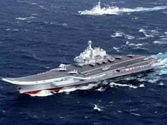 China's First Home-Built Carrier Looks Set To Start Sea Trials