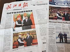 "PM Modi, Xi Jinping ""No Baggage"" Informal Meet Praised By Chinese Media"