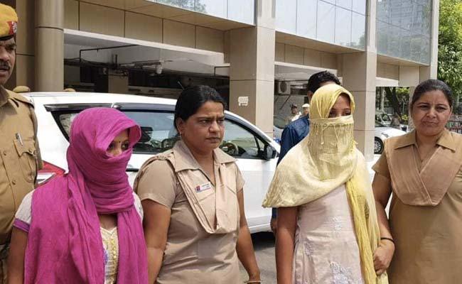 अस्पताल से बच्चा चोरी करना पड़ा भारी, दो महिलाएं गिरफ्तार