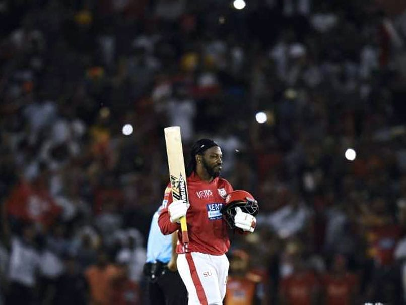 IPL 2018: After Chris Gayle Scores Century vs SunRisers Hyderabad, Royal Challengers Bangalore Get Trolled