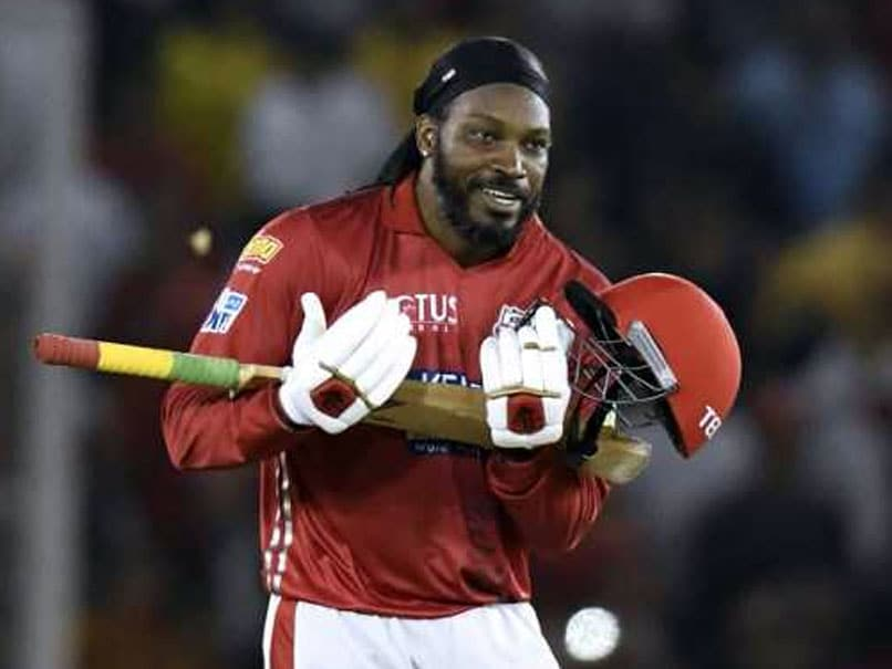 IPL 2018: Chris Gayle Dedicates His Century To Daughter