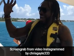 Watch: Chris Gayle Shows Off 'Bhangra' Moves To Superhit Punjabi Song