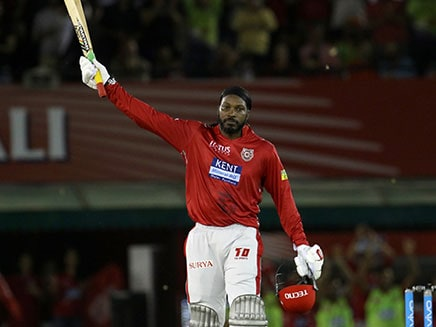 IPL 2018: Chris Gayle Storms To Sixth Indian Premier League Century, The Maximum By Any Batsman